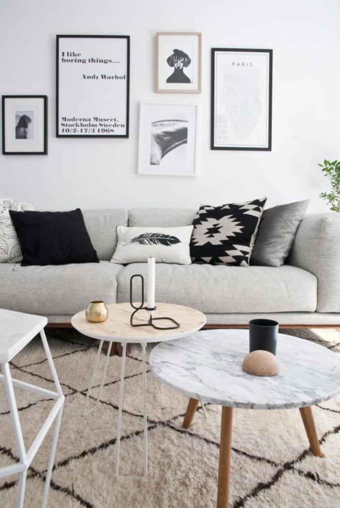 tapis-marocain-salon-élégant-esprit-scandinave