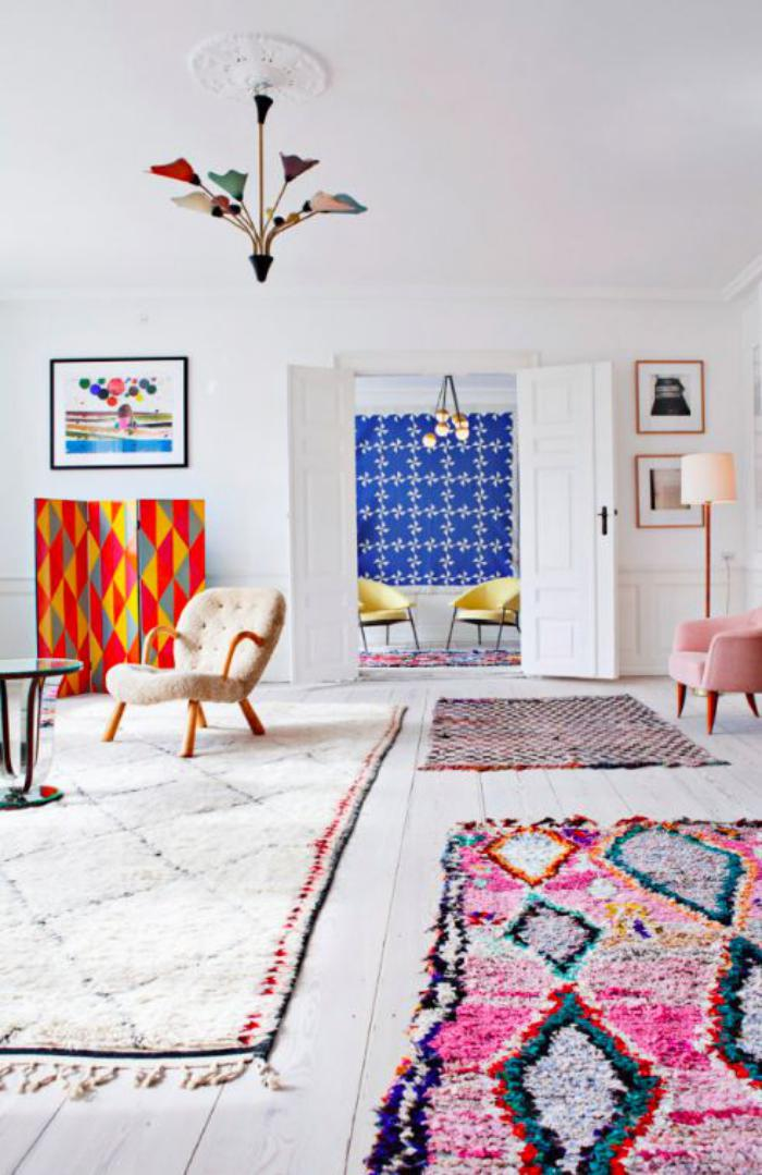 la magie du tapis marocain en 44 photos - Tapis Marocain