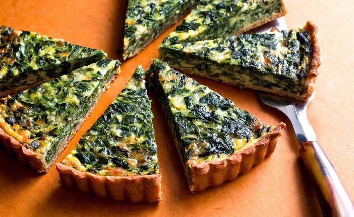tarte-salée-les-tartes-salées-aux-épinards