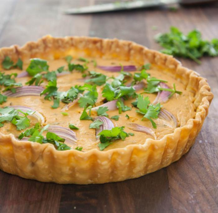 Choisir la meilleure recette pour tarte sal e for Repas facile et original