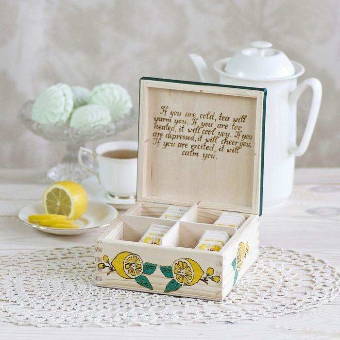 tea-box-thé-en-vrac-lathe-coffret-kusmi-tea-coffre-cadeau-personnalisé-limon