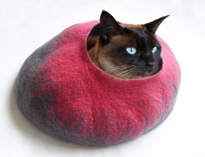 niche-pour-chat-magnifique-petit-abri-de-chat