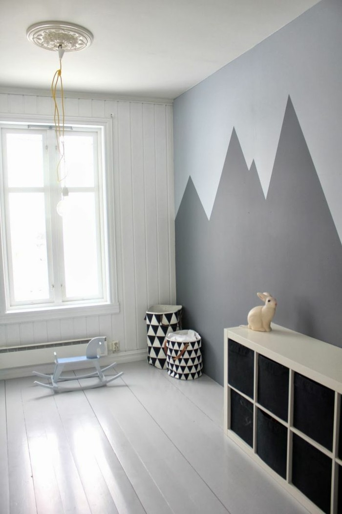Incroyable Couleur Pour Une Chambre #4: Une-chambre-a-coucher-enfant-chambre-bebe-décoration-couleurs-naturelles-quelle-couleur-pour-une-chambre-à-coucher.jpg