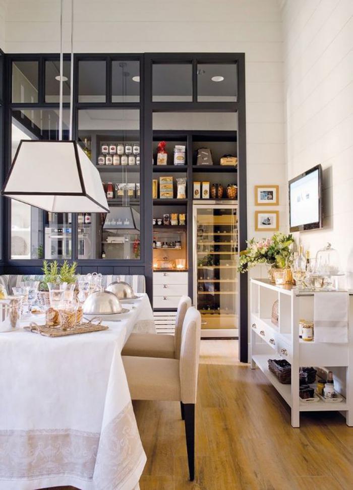 Verriere Salle De Bain Sur Mesure : verrière intérieure, verrière de cuisine et salle de déjeuner