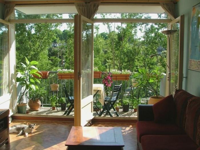 les meilleures id es comment d corer son balcon. Black Bedroom Furniture Sets. Home Design Ideas