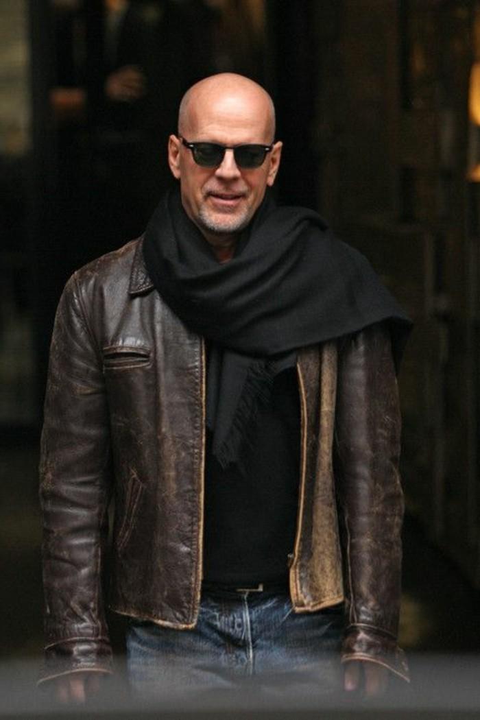 Blouson Mi Saison Homme Fashion