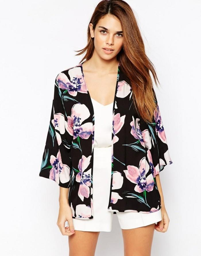 vetement-hippie-veste-manche-courte-festival-printemps-été-kimono-stylé