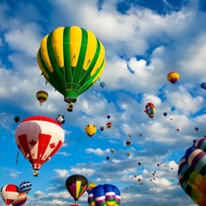 Offrez-vous l'aventure aérienne vol en montgolfière