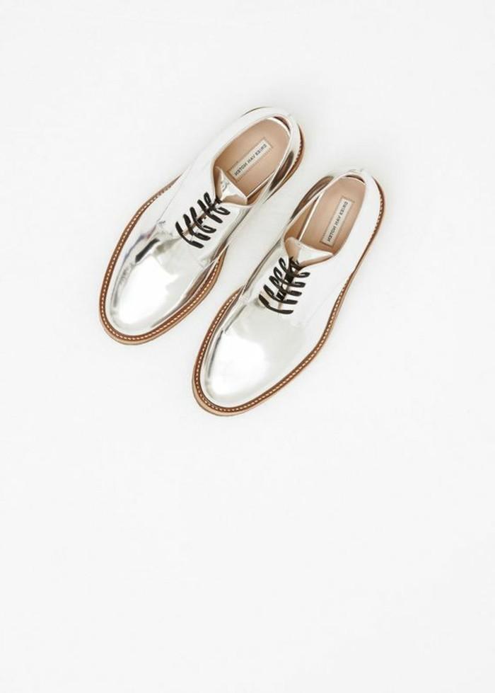 0-botine-a-lacet-argent-chaussures-femme-pas-cheres-tendances-pour-2016