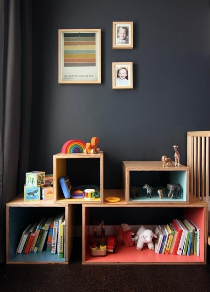 80 Astuces Pour Bien Marier Les Couleurs Dans Une Chambre D'Enfant