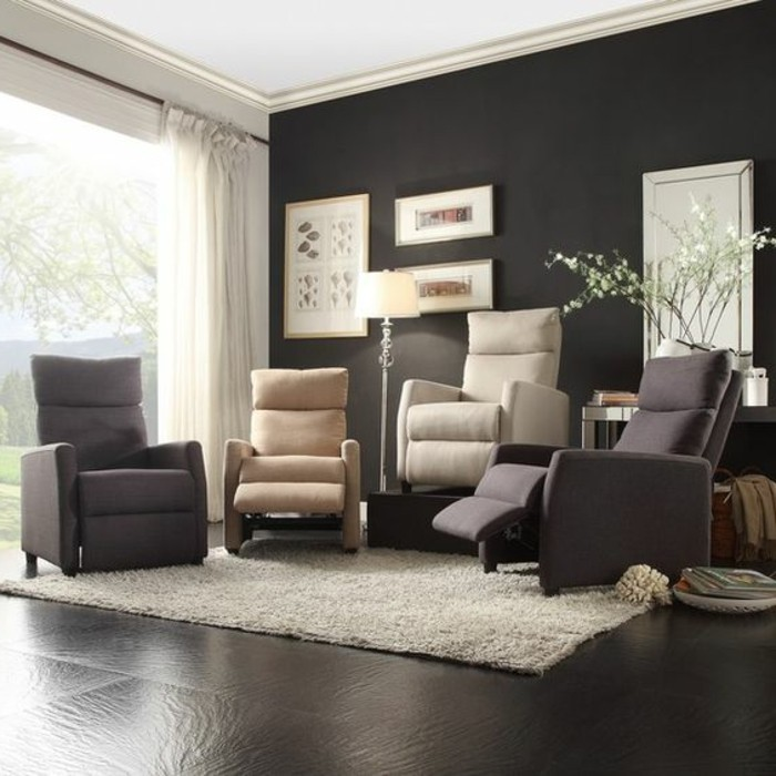 fauteuil salon conforama maison design. Black Bedroom Furniture Sets. Home Design Ideas