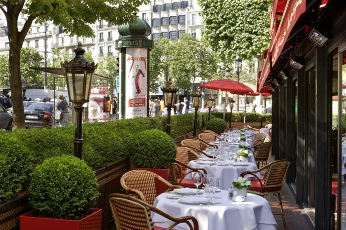 Les meilleurs restaurants de paris o aller pour d ner - Restaurant en terrasse paris ...
