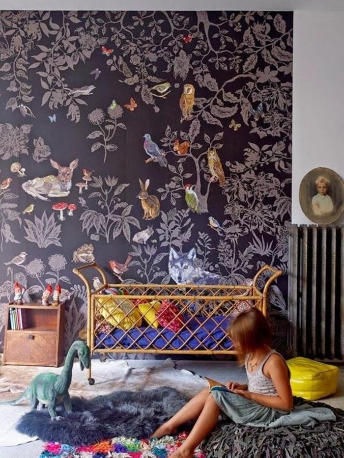 marier couleurs peinture murale. Black Bedroom Furniture Sets. Home Design Ideas