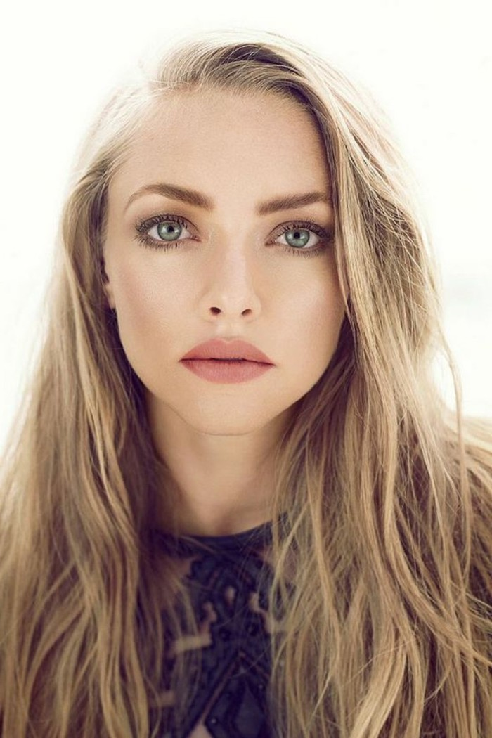 maquillage yeux bleus cheveux blonds. Black Bedroom Furniture Sets. Home Design Ideas