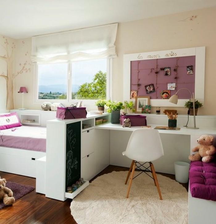 80 astuces pour bien marier les couleurs dans une chambre d enfant archzin - Peinture glycero couleur ...