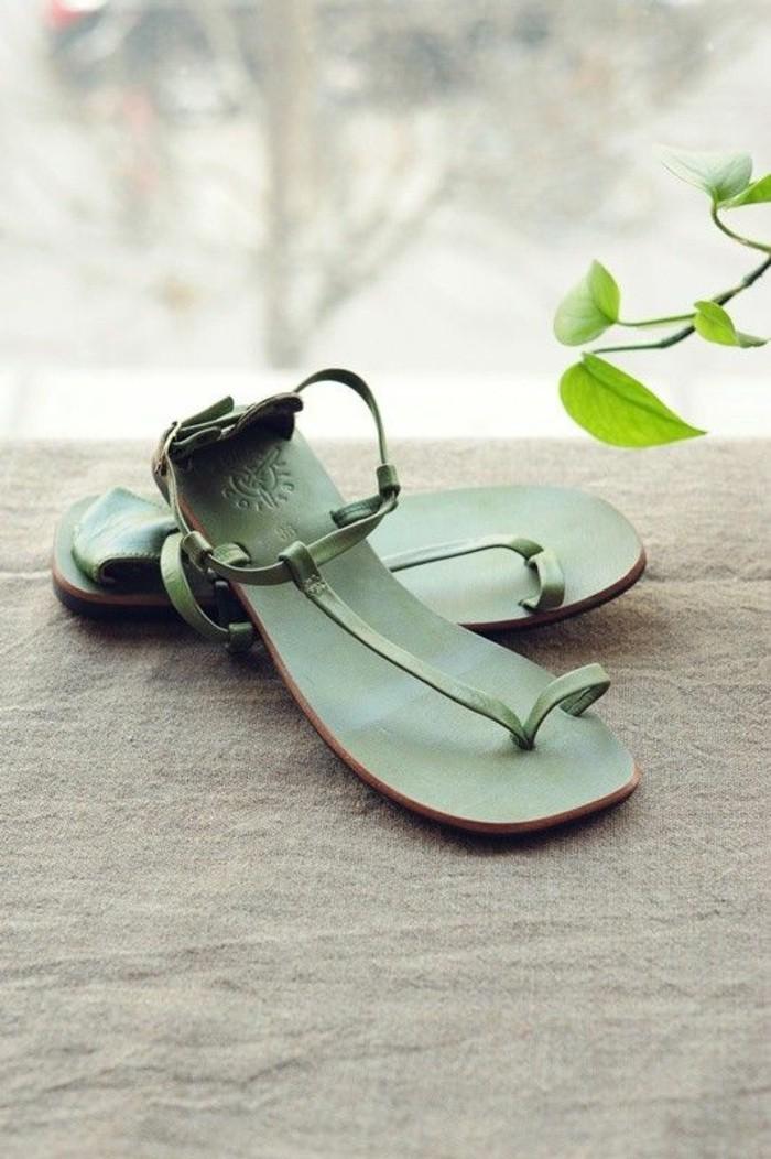 0-sandales-pas-cher-femme-sandales-verts-pour-les-femmes-elegantes-qui-aiment-la-moe