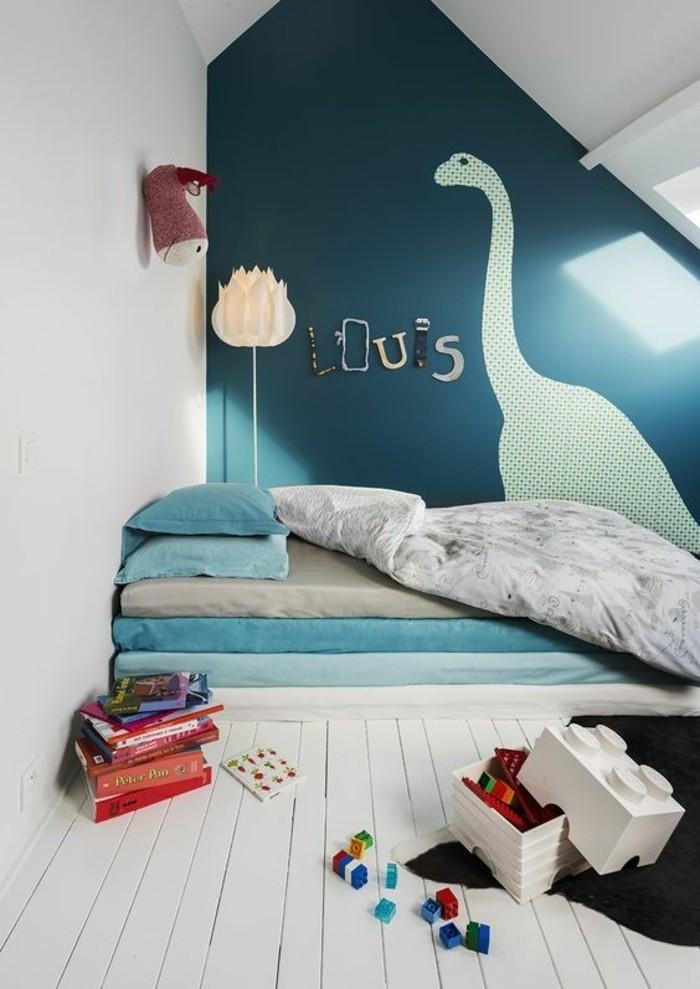 80 astuces pour bien marier les couleurs dans une chambre d\'enfant ...