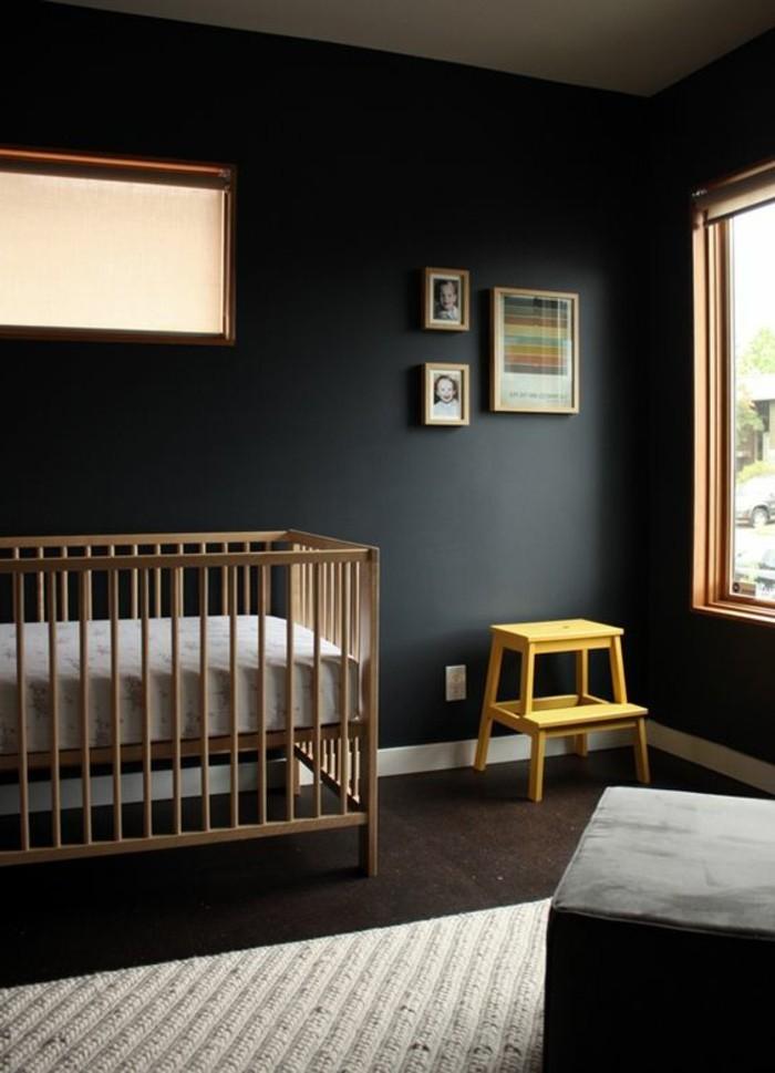 80 astuces pour bien marier les couleurs dans une chambre d enfant for Peinture murale chambre enfant