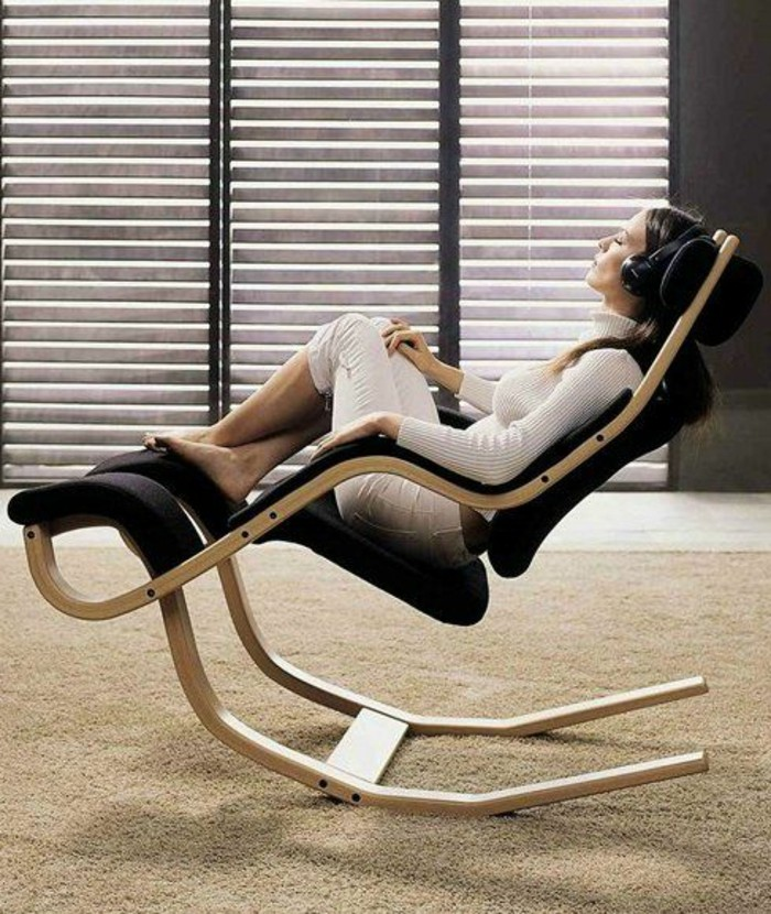 Le meilleur fauteuil de relaxation comment le choisir for Chaise salon cuir