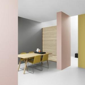 Nos astuces en photos pour peindre une pièce en deux couleurs!