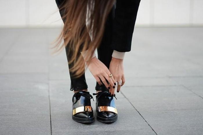 savourez les derni res tendances chez les chaussures derbies. Black Bedroom Furniture Sets. Home Design Ideas