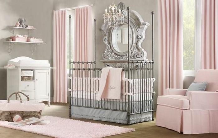 Chambre bébé fille meuble - Idées de tricot gratuit