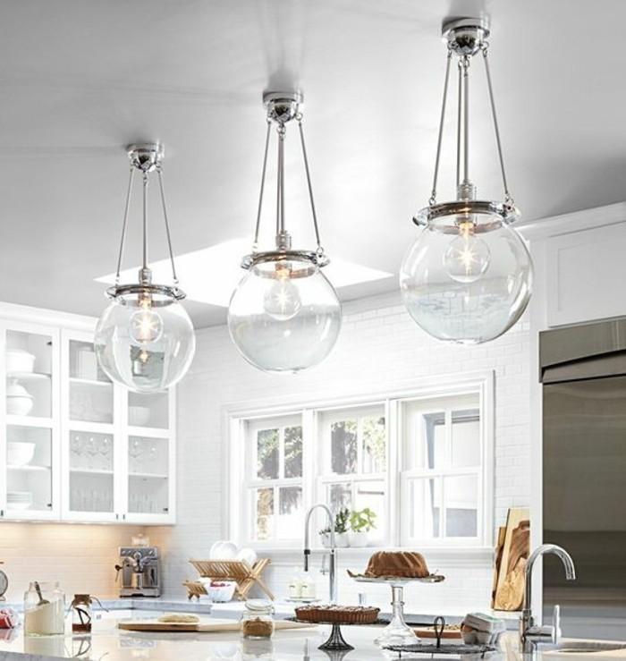 3-luminaire-de-cuisine-luminaire-salle-à-manger-boules-en-verre-transparentes