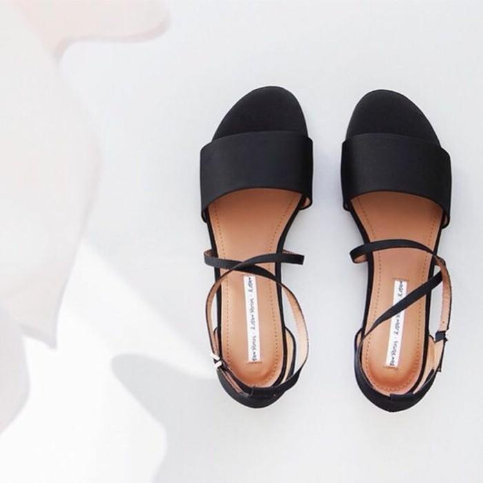 3-sandales-pas-cher-femme-sandales-noires-femme-sandales-en-cuir-noir
