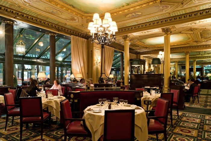 Les meilleurs restaurants de paris o aller pour d ner for La paix interieur