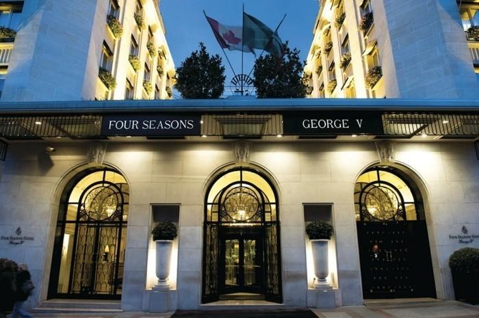 9-Four-Seasons-George-V-Paris-ou-trouver-les-meilleurs-restaurants-de-paris