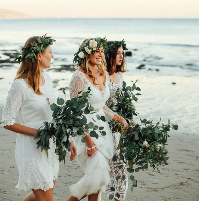 Belle-robe-temoin-de-mariage-robe-pour-un-mariage-le-plage