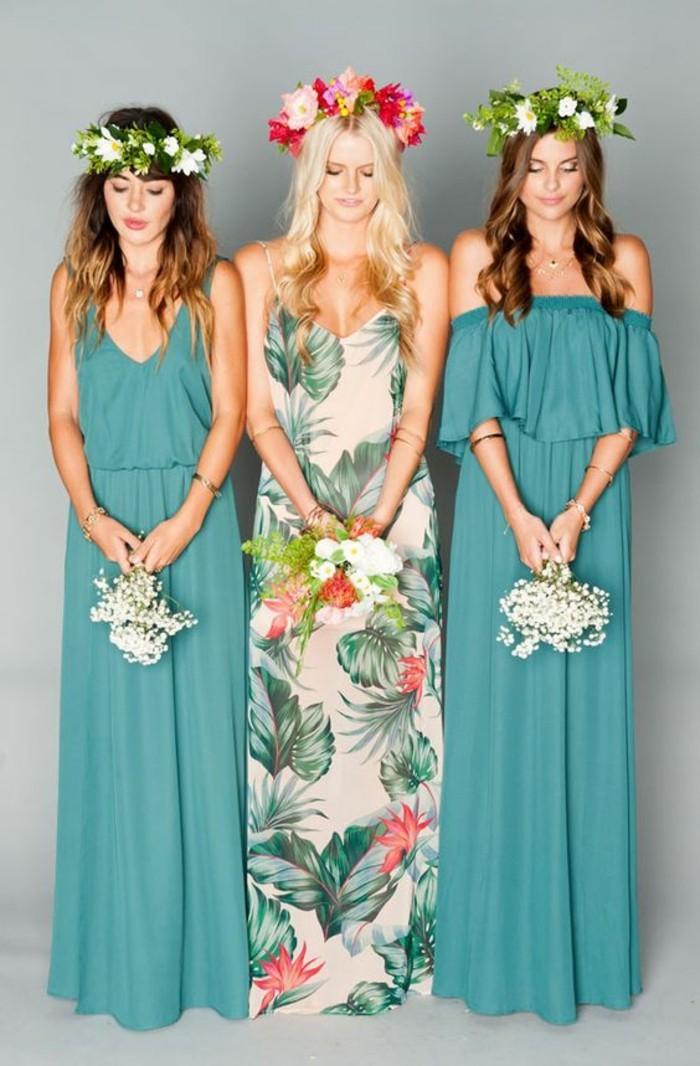 Belle-robe-temoin-de-mariage-robe-pour-un-mariage-robe-colorée