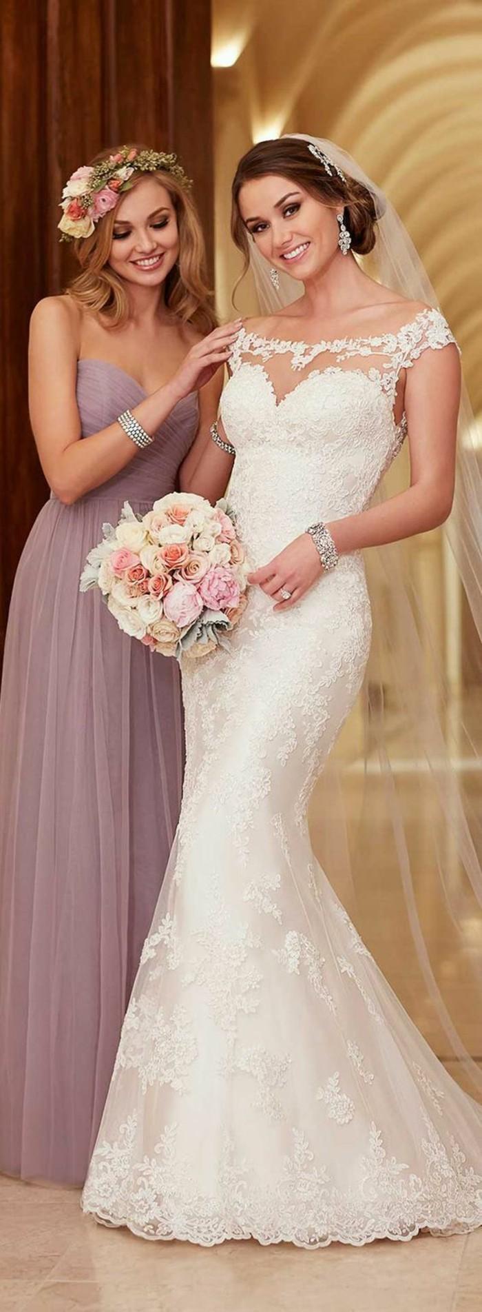 La robe de t moin de mariage les meilleurs id es et les for Robes roses pour les mariages