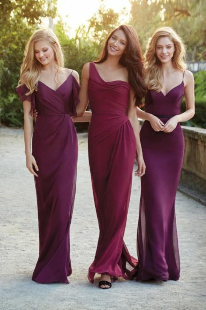 Magnifique-robe-mariée-robe-soirée-robes-pour-mariage-originale-idee-violet