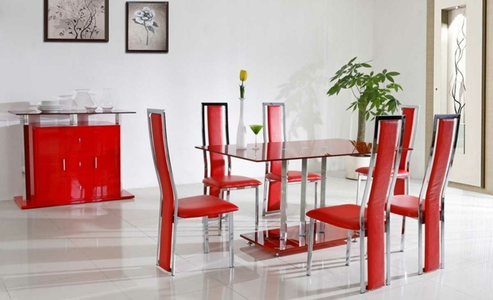 Red-And-White-Dining-Room-2