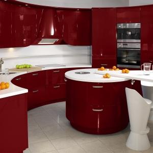 Chambre rouge et blanc - idées intéressantes pour votre maison!