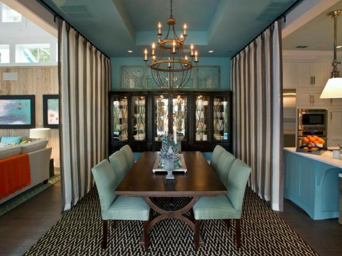 80 id es pour bien choisir la table manger design for Cuisine qui fait salle a manger