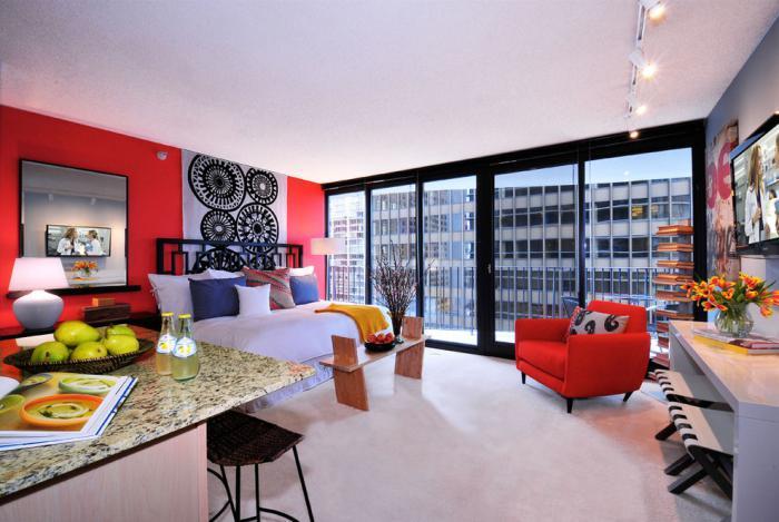aménager-un-studio-appartement-studio-meublé-original