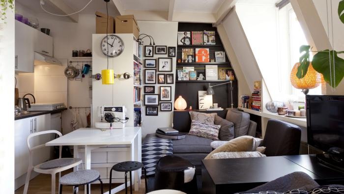 amnager un studio comment meubler les petites surfaces