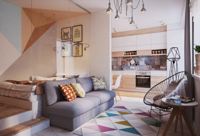 aménager-un-studio-studio-meublé-fantastique