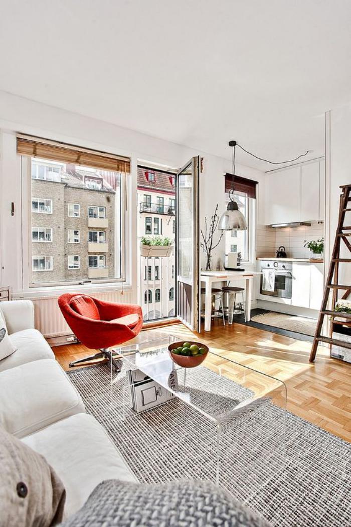 aménager-un-studio-studio-meublé-style-scandinave