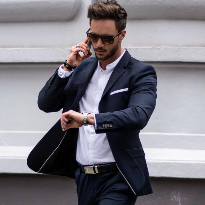 style vestimentaire homme chemise. Black Bedroom Furniture Sets. Home Design Ideas