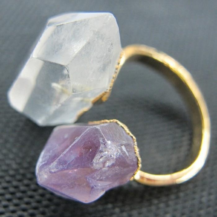 bague-cristal-deux-pieces-morceaux-bruts-quartz-resized