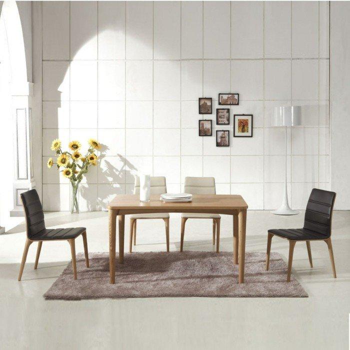 belle-idée-table-à-manger-design-salle-à-manger-bien-décorée-ambiance