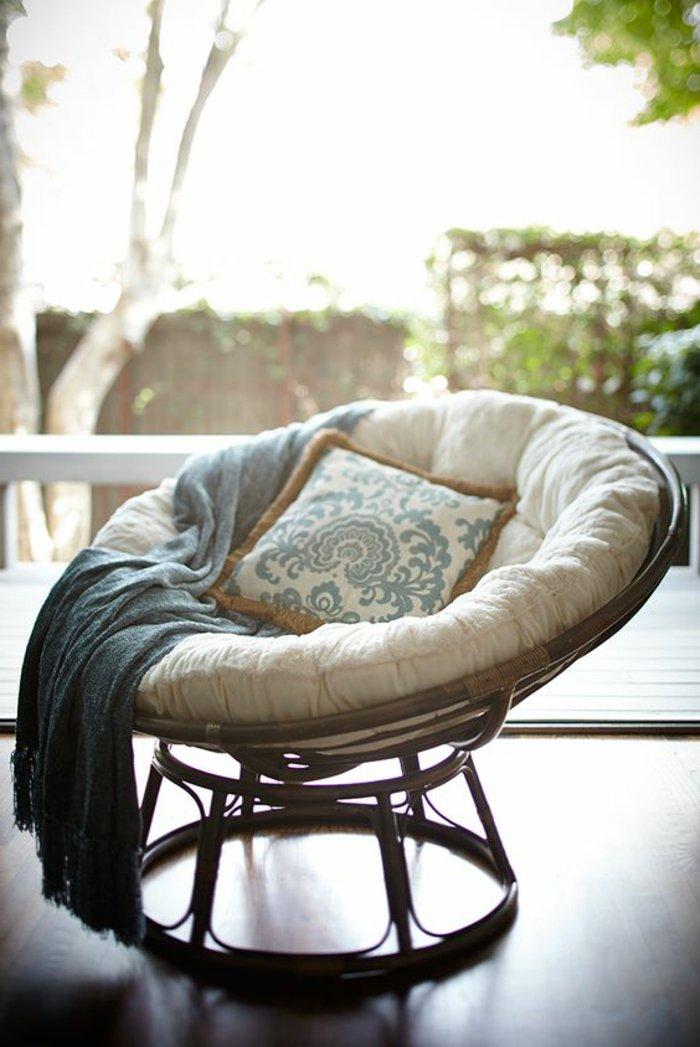 Le fauteuil en rotin les meilleurs mod les - Fauteuil confortable pour allaiter ...