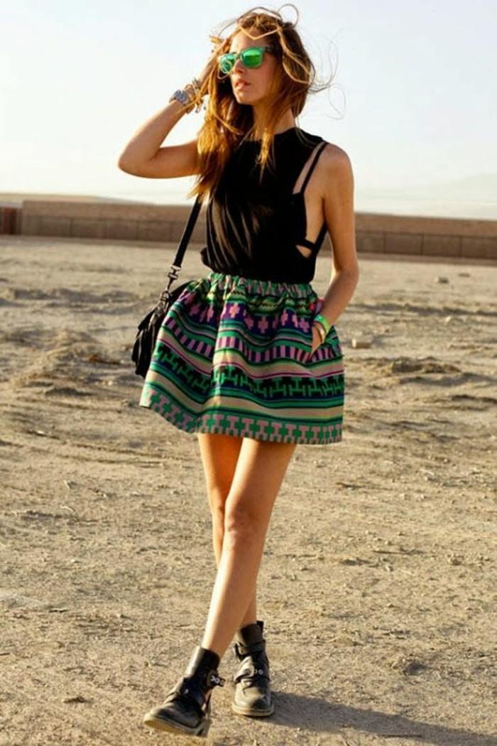 belle-jupe-jaune-short-femme-pas-cher-beauté-femme-stylée-ete-formidable