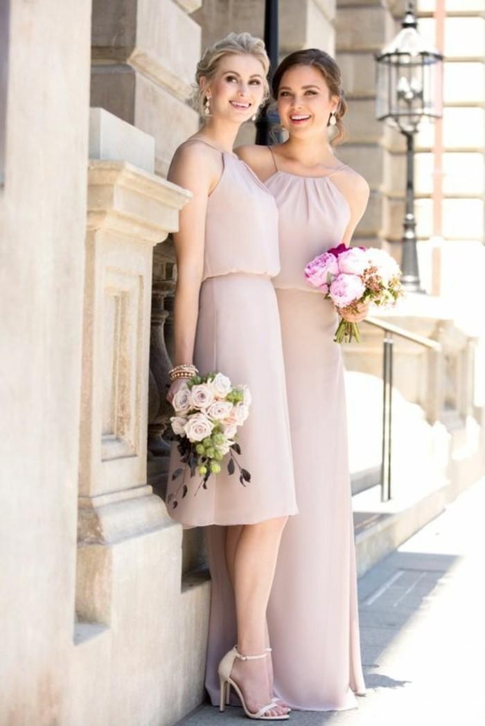 Robe Pour Mariage Champetre Temoin Modèles Populaires De Robes