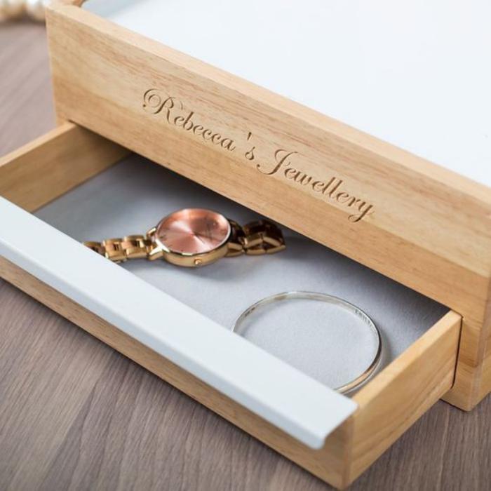 boite-à-bijoux-en-bois-grande-boite-à-bijoux-à-un-tiroir