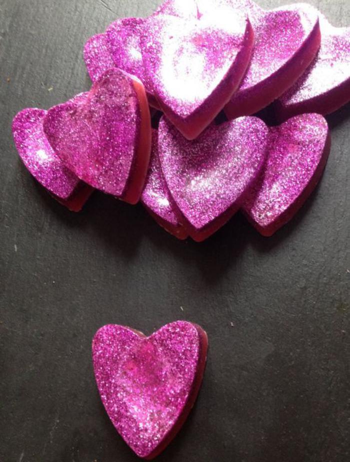brûle-parfum-fondant-coeur-lilas-aromathérapie