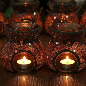 Le brûle parfum - aromatisez l'ambiance avec une senteur douce